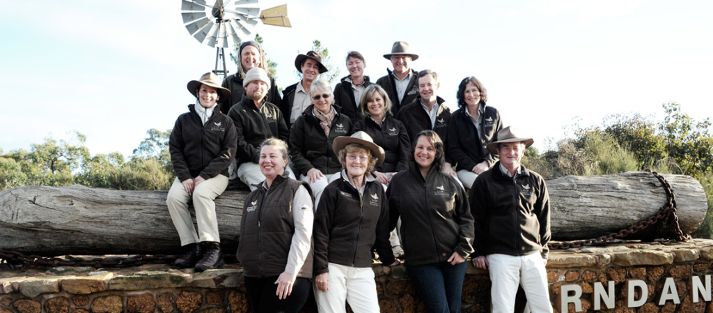 KI Wilderness Tours Staff