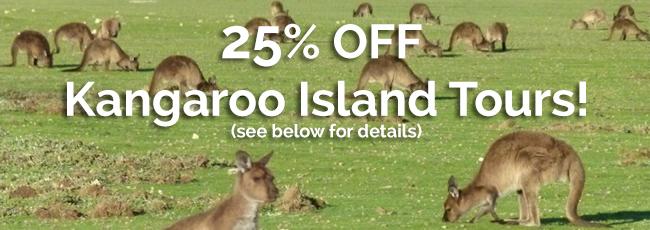 kangaroo island tours specials